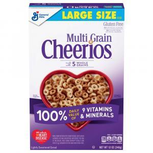General Mills Cheerios Multi Grain Cereal