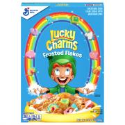 General Mills Lucky Charms Frosted Flakes
