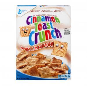 General Mills Cinnamon Toast Crunch Cereal