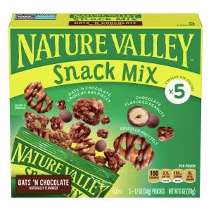 Nature Valley Snack Mix Oats 'N Chocolate