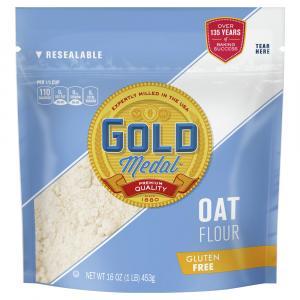 Gold Metal Gluten Free Oat Flour