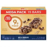 General Mills Fiber One Oats & Chocolate Bars