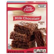 Betty Crocker Milk Chocolate Family Size Brownie Mix
