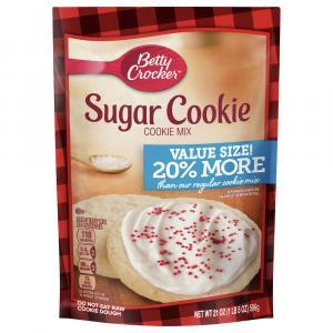 Betty Crocker Sugar Cookie Cookie Mix