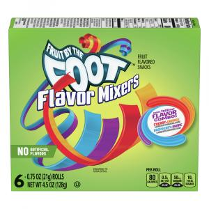 Betty Crocker Fruit by the Foot Flavor Mixers