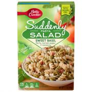 Betty Crocker Suddenly Pasta Salad Sweet Basil