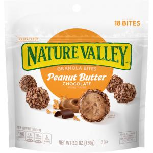 Nature Valley Peanut Butter Chocolate Granola Bites