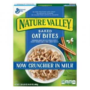 Nature Valley Oats Bites Granola Cereal