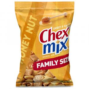 General Mills Chex Mix Honey Nut Snack Mix