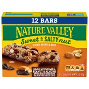 Nature Valley Sweet & Salty Nut Chewy Granola Bars
