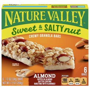 Nature Valley Granola Sweet & Salty Nut Almond Bars