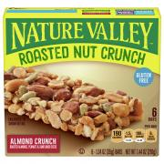 Nature Valley Roasted Almond Nut Crunch