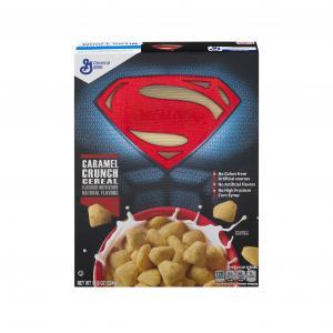 General Mills Superman Cereal