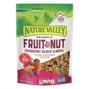 Nature Valley Fruit & Nut Granola