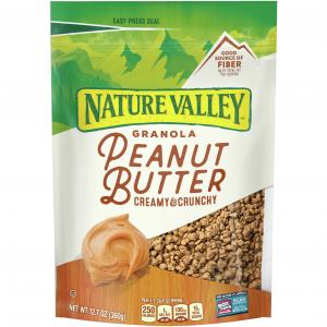Nature Valley Peanut Butter Granola Cereal