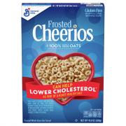 General Mills Frosted Cheerios Whole Grain Oats Cereal
