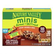 Nature Valley Minis Dark Chocolate, Peanut & Almond