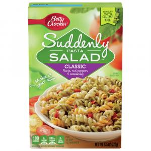 Betty Crocker Suddenly Salad Classic Pasta