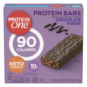 Protein One Chocolate Fudge Protein Bars