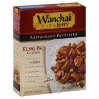 Wanchai Ferry Kung Pao Chicken