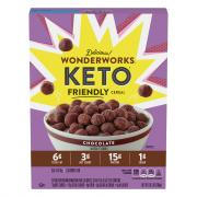 Wonderworks Keto Friendly Chocolate Cereal