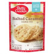 Betty Crocker Salted Caramel Cookie Mix