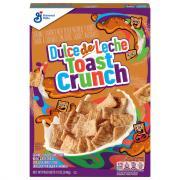 General Mills Dulce de Leche Toast Crunch Cereal