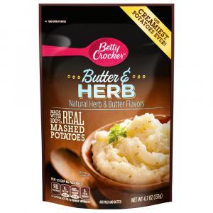 Betty Crocker Homestyle Butter & Herb Potatoes
