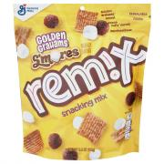 General Mills Golden Grahams Remix S'mores