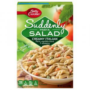 Betty Crocker Suddenly Salad Creamy Italian