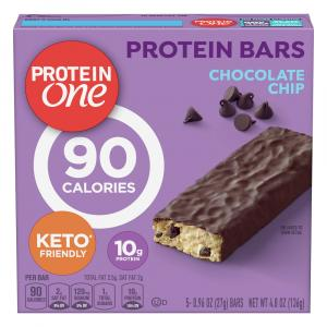 Protein One Chocolate Chip Protein Bars