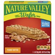 Nature Valley Crispy Creamy Peanut Butter Wafer Bar