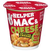 Helper Bold Spicy Nacho Mac & Cheese