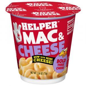 Helper Bold Three Cheese Mac & Cheese