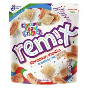 General Mills Cinnamon Toast Crunch Remix Cinnamon Vanilla