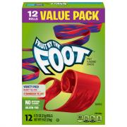 General Mills Fruit By the Foot Variety Pack