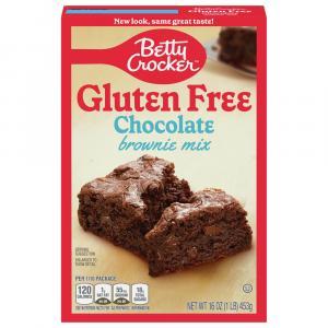 Betty Crocker Gluten Free Brownie Mix