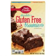 Betty Crocker Gluten Free Brownie Mix