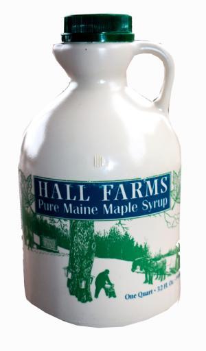 Hall Farms Maple Syrup