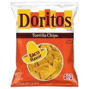 Doritos Taco Flavor