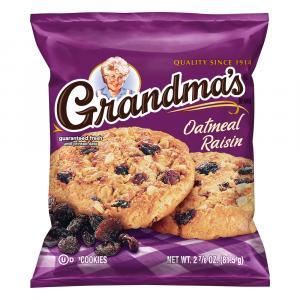 Grandma's Oatmeal Raisin Cookies