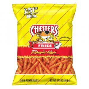 Chester's Flamin' Hot Fries Corn & Potato Snacks
