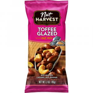 Nut Harvest Toffee Glazed Mixed Nuts