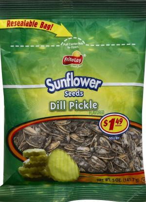 Frito Lay Sunflower Seeds Dill Pickle