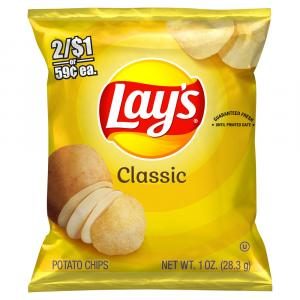 Lay's Regular Potato Chips
