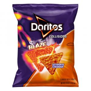 Doritos Collisions Blaze Chips