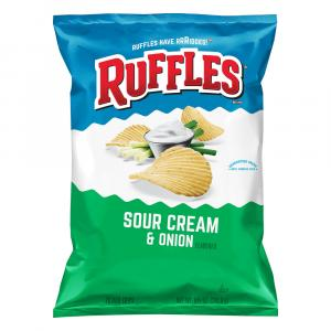 Ruffles Sour Cream and Onion