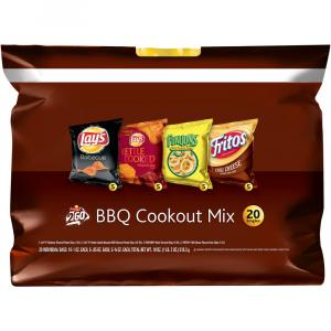 Frito Lay BBQ Cookout Mix