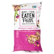 Off the Eaten Path Chickpea Veggie Crisps