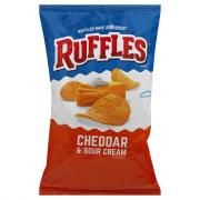 Ruffles Cheddar and Sour Cream